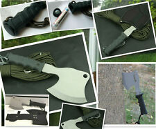 Multi Functional Hunting-Camping-Survival Axe-Tactical-Fire Axe Hand Tool-K66