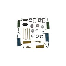 Carlson H7224 Drum Brake Hardware Kit, Rear, Front