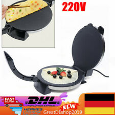 2000W Electric Roti Maker Chapati Flat Bread Tortilla Pizza Papad Maker 220V