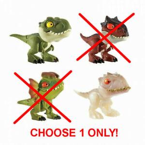 Jurassic World Snap Squad Wave 2 Trex Indominus Rex CHOOSE 1 X PCS