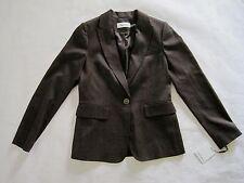 Calvin Klein Women's One Button Suit Jacket Size 8P NwT