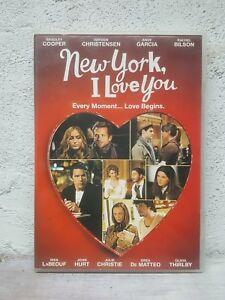 New York I Love You DVD SEVERAL LOVE STORIES  Shia LaBeouf, Natalie Portman,