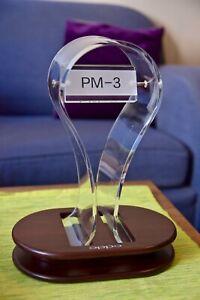 Oppo PM-3 headphones special presentation stand - super rare