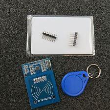 RFID Zugangssystem MFRC-522 RC522 RFID  Arduino Raspberry pi NFC 13,56 MhZ IIC