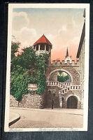 GERMANY 506.-WIESBADEN -Partie an der Haiden Mauer
