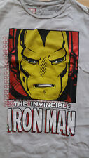 ZARA – TEE SHIRT  ENFANT MANCHES LONGUES MARVEL IRON MAN, TAILLE 11/12ANS - TBE!