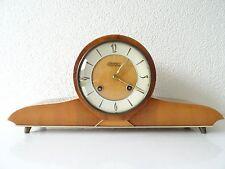 German Kieninger Mantel Shelf Clock Vintage Retro Design (Junghans Kienzle era)