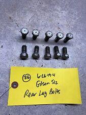 Gilson S-12 Tractor Rear Lug Bolts (10)