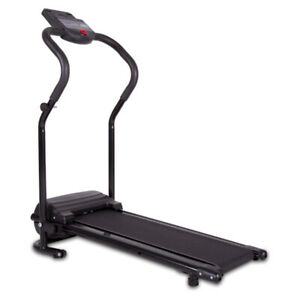 Laufband elektrisch kompakt klappbar 1-6 km/h Trainingscomputer Fitnessgerät Nu