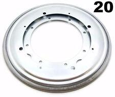 "Twenty (20) Lot 12"" Inch Lazy Susan Round Turntable Bearings - 1000 LB Capacity"