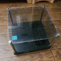Thermaltake Core P1 Mini Itx Case Black