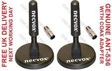 Necvox Antenna Digital High Gain Aerial 96db With Adaptor