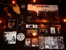 Necromancy - S.A.T.A.N. , Demos 1994 - 1995 A.B. (Bol), CD Box
