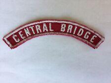 Central Bridge RWS Red & White Community Strip