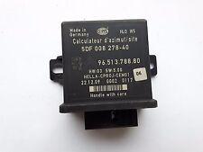 Peugeot 407 Coupe 05-11 Control unit ECU Module Headlight AFS control 5DF008278