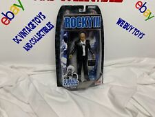 Rocky III JIMMY LENNON Ring Announcer Action Figure SEALED Jakks Pacific  2006