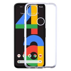 For Google Pixel 4a Transparent Clear Case Gel Rubber Protective Soft Cover Slim