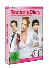 DOCTORS'S DIARY  MÄNNER SIND... STAFFEL 1 2 DVD NEU