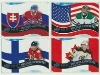 2020-21 UPPER DECK HOCKEY SERIES 1 NHL Worldwide Finish Your Set