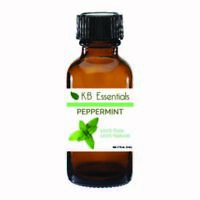 5 mL Organic Peppermint Essential Oils - 100% Pure, Natural
