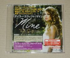 Taylor Swift Mine Japan Ltd Promo CD Single RARE Reputation