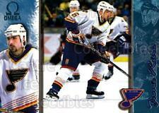 1997-98 Omega Ice Blue #198 Jamie Rivers