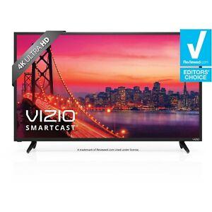 """Vizio E-Series E48u-D0 48"""" 2160p UHD LED LCD Television (Used)"""