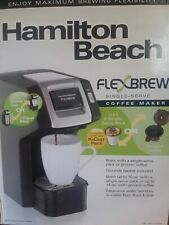 Hamilton beach flexbrew single-serve coffee maker 49952