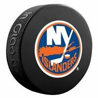 New York Islanders Basic Collectors Official NHL Hockey Game Puck