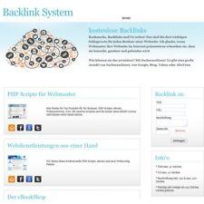 Professionelles Backling System - Inkl. Share Funktion