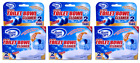 House Care Toilet Bowl Cleaner Tabs with Blue & Bleach, 2 Ct. (Pack of 3)