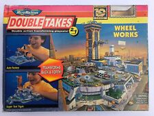 Micro Machines Auto Factory / Super Test Track - MINT IN SEALED BOX !!!