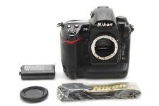 【Exc+5】Nikon D3s 12.1MP Digital SLR Camera - Black Body Only From Japan #574