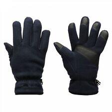 Pierre Cardin Mens Micro Fleece Warm Winter Gloves One Size Navy R251-10