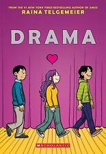 Drama by Raina Telgemeier