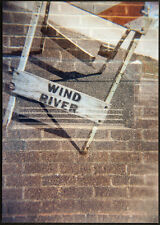 """Wind"", Artist Produced, Signed & Dated Open Edition Printed Postcard"