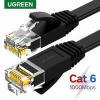 Ugreen Cat6 Ethernet Cable RJ45 Gigabit Lan Network Wire Patch Cord for Router