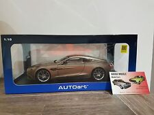 1:18 AUTOart Aston Martin Vanquish in Selene Bronze A70248