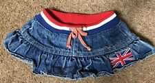 Build a Bear clothes - Girl - Denim Skirt
