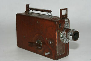 Cine Kodak Model BB 16mm Filmkamera, braun, mit Kodak Anastigmat 1,9/25mm