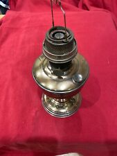 Vintage Aladdin No 12 Brass Oil Lamp