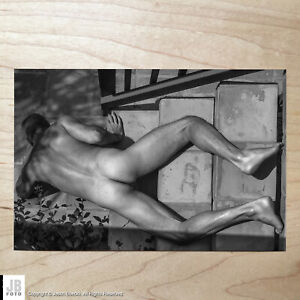 Private Submission #38 - 4 x 6 Hot Man Male Nude Body Art Photo / Gay Interest