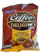 COFFEE DELIGHT HARD CANDY BY COLOMBINA 6.7 OZ
