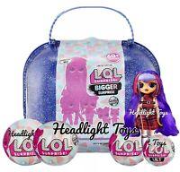 LOL Surprise Winter Disco BIGGER SURPRISE OMG Fashion Doll Tots Lil Pet Preorder