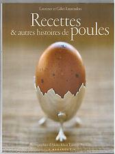 RECETTES & AUTRES HISTOIRES DE POULES