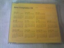 SONY MUSIC APRIL 1998 PROMO CD - MARIAH CAREY/SAVAGE GARDEN/PEARL JAM/WYCLEF