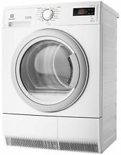 Electrolux EDH3586GDW White Heat Pump Dryer
