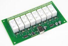 USB-RLY16L bistabiles USB-Relais Stromversorgung über USB