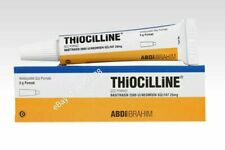 Thiocilline EYE Ophthalmic ointment infection antibacterial cat dog horse 3 pax
