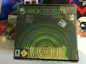 XBOX 360 ELITE GO BIG 120 GB + GIOCO  CABELA'S (PAL)